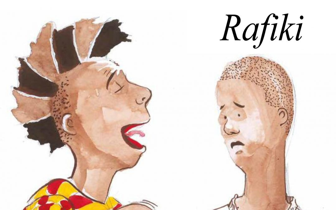 Stilul lui Rafiki
