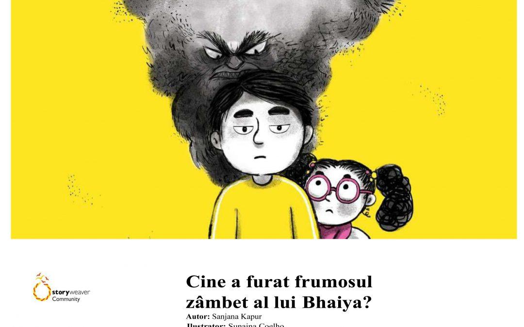 Cine a furat frumosul zâmbet al lui Bhaiya?