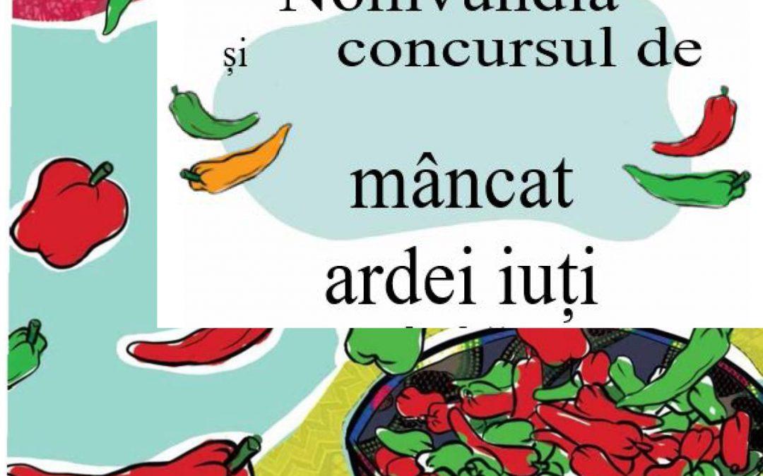 Nomvundla și concursul de mâncat ardei iuți