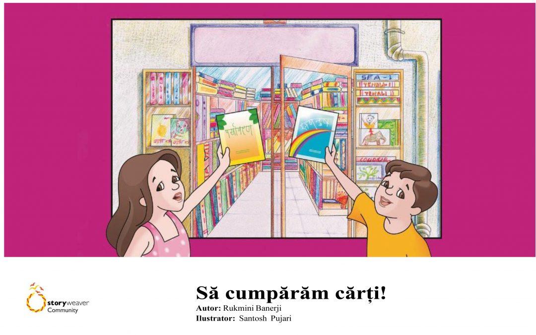Să cumpărăm cărți!
