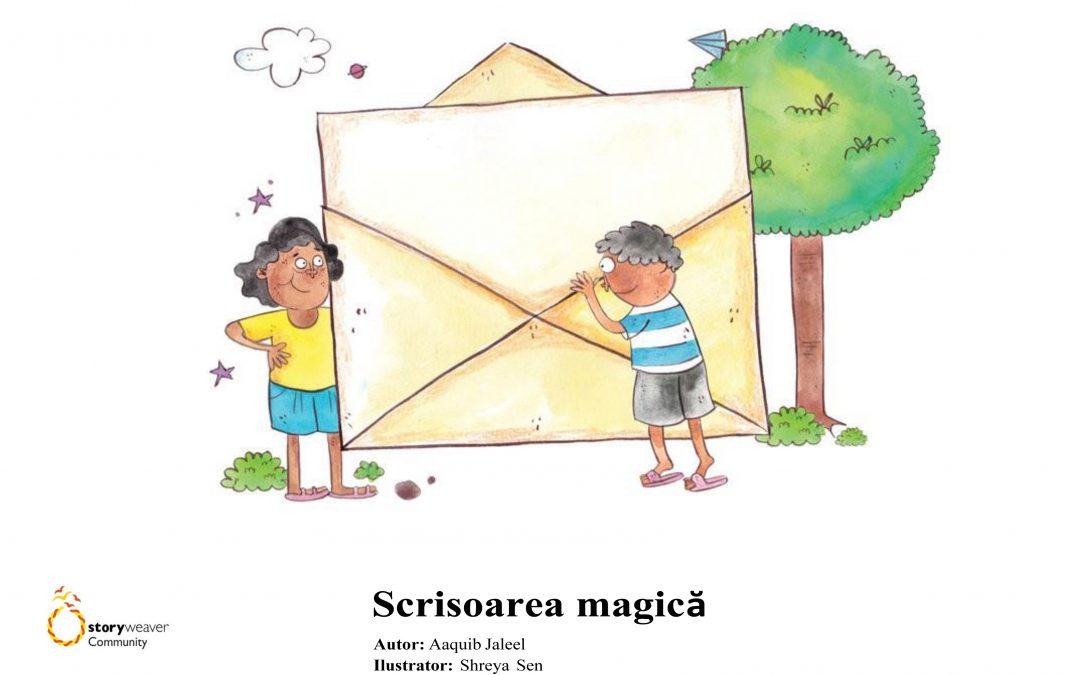 Scrisoarea magică